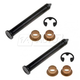 1ADRK00042-Door Hinge Pin & Bushing Kit (2 Pins  4 Bushings  & 2 Clips)