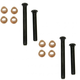 1ADRK00040-Door Hinge Pin & Bushing Kit (4 Pins & 8 Bushings)