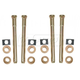 1ADRK00032-Door Hinge Pin & Bushing Kit (4 Pins  8 Bushings  & 4 Clips)
