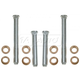 1ADRK00033-Dodge Door Hinge Pin & Bushing Kit (4 Pins & 8 Bushings)