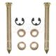 1ADRK00028-Ford Door Hinge Pin & Bushing Kit (2 Pins  4 Bushings  & 2 Clips)