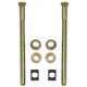 1ADRK00029-Door Hinge Pin & Bushing Kit (2 Pins  4 Bushings  & 2 Clips)