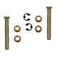 1ADRK00020-Door Hinge Pin & Bushing Kit (2 Pins  4 Bushings  & 2 Clips)