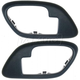 1ADRK00021-Interior Door Handle Bezel Pair