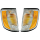 1ALPP00425-Mercedes Benz Corner Light Pair