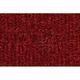 ZAICC00327-1983-94 Chevy Blazer S10 Cargo Area Carpet 4305-Oxblood