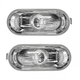 1ALPP00407-Volkswagen Golf Jetta Passat Repeater Light Pair