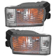 1ALPP00408-2001-03 Toyota Rav4 Parking Light Pair
