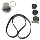 1AEEK00096-1998-02 Daewoo Nubira Timing Belt Kit with Water Pump