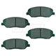1ABPS00184-Brake Pads Front  Nakamoto CD1202
