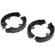 1ABPS00180-Brake Shoes Rear