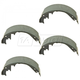 1ABPS00199-Brake Shoes