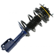MNSTS00186-Strut & Spring Assembly Front  Monroe Econo-Matic 181661
