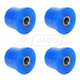 1AEEK00081-Volvo Alternator & Air Condition & Power Steering & Air Pump Bracket Bushing Poly Urethane SET