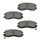 1ABPS00139-Brake Pads Front
