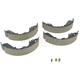 1ABPS00151-Brake Shoes Rear