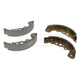 1ABPS00157-Brake Shoes Rear
