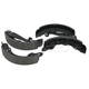 1ABPS00154-Volkswagen Cabrio Golf Jetta Brake Shoes Rear