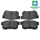 1ABPS00166-Brake Pads Nakamoto MD537