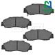 1ABPS00165-Brake Pads