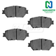 1ABPS00168-Brake Pads Front