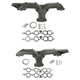 1AEEK00035-Hi-Flow Exhaust Manifold Pair