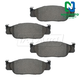 1ABPS00173-Brake Pads Front Nakamoto CD805