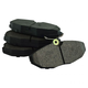 1ABPS00176-Brake Pads Rear