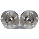 1ASHS00132-Wheel Bearing & Hub Assembly Pair Rear