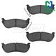 1ABPS00227-Brake Pads Rear