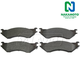 1ABPS00221-Dodge Brake Pads
