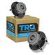 1ASHS00151-Ford Taurus Mercury Sable Wheel Bearing & Hub Assembly Pair Rear  TRQ BHA53422