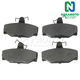 1ABPS00216-Volvo Brake Pads