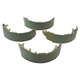 1ABPS00256-Brake Shoes