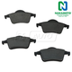 1ABPS00257-Volvo Brake Pads Rear