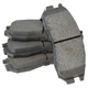 1ABPS00252-Brake Pads Front