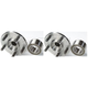 1ASHS00113-Wheel Bearing & Hub Kit Pair Front