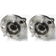 1ASHS00110-Wheel Bearing & Hub Assembly Front Pair