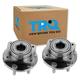 1ASHS00111-Dodge Viper Wheel Bearing & Hub Assembly Pair