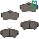 1ABPS00248-Brake Pads  Nakamoto CD841