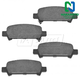1ABPS00245-Subaru Brake Pads Rear  Nakamoto CD770