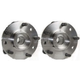 1ASHS00129-1984-96 Chevy Corvette Wheel Bearing & Hub Assembly Pair Rear