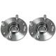 1ASHS00124-Wheel Bearing & Hub Assembly