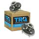 1ASHS00122-Nissan 200SX Sentra Wheel Bearing & Hub Assembly Pair Rear