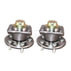 1ASHS00130-Wheel Bearing & Hub Assembly Pair Rear
