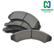 1ABPS00214-Brake Pads Front Nakamoto MD387