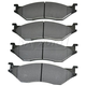 1ABPS00209-Ford Brake Pads