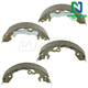 1ABPS00205-2000-11 Ford Focus Brake Shoes