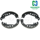 1ABPS00206-Toyota Celica Prius Brake Shoes