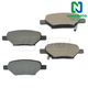 1ABPS00207-Brake Pads Rear Nakamoto MD1033
